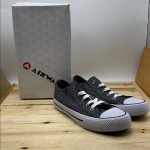 Airwalk Legacee Grey Jersey Size 7m